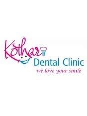 Kothari Dental CLinic - Mankar Complex, Civil Lines, Akola, Maharshtra, 444001,  0