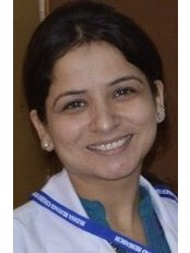 Dr Hemanshi Kumar - Dentist at Urja Multi Speciality Dental Clinic-International