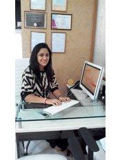 Ms Nameeta Ahuja - International Patient Coordinator at Dr Diksha Batra - the Painfree Dentist