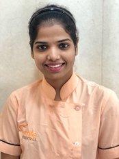 Ms Ankita Rane - GP Assistant at Dr Diksha Batra - the Painfree Dentist