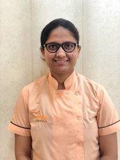 Ms Simran Boyatkar - Reception Manager at Dr Diksha Batra - the Painfree Dentist