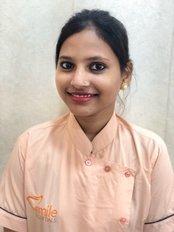 Ms Samreen Mujawar - GP Assistant at Dr Diksha Batra - the Painfree Dentist