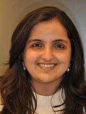Dr Niraalee Shah - Dentist at Opus Dental Specialties - Colaba Branch
