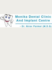 Monika Dental Clinic and Implant Centre - 1, 2 Swami Complex, Rabariwad,, Desai Vago, Nadiad-387001, Gujarat., nadiad, gujarat, 387001,