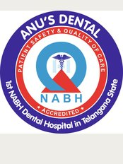 Anus Dental Care - Nellore - Vijayamahal Center, Beside Shanthi Sweets,, Nellore,