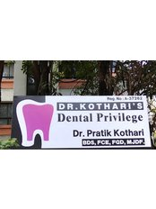 Dr Kothari's Dental Privilege - image 0