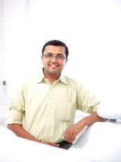 Dr Ruchir Pandya - Dentist at Smilekraft Dentistry