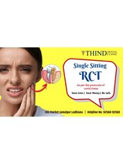 Single Visit Root Canal - Thind Dental Clinic