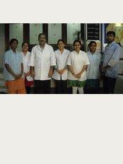 Adarsh Dental Care and Implant Center Branch - 1st Floor, Bhula Building Opp. Tribhovandas Govanbhai, Jariwala, Lalgate, Surat, 395003,