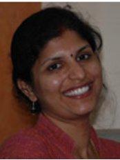 Dr Sandhya Arunkumar -  at Arun's Dental Art