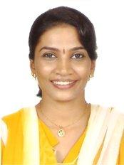 Dr Vimala Geetha - Principal Dentist at Denteazee speciality dental centres