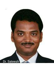 Dr Sateesh Babu S - Associate Dentist at Sparks Cosmetic & Dental Surgery