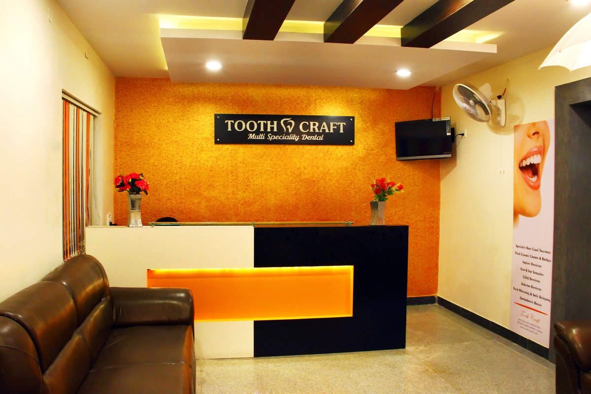 tooth craft dental clinic kodambakkam tamil nadu india 2 reviews