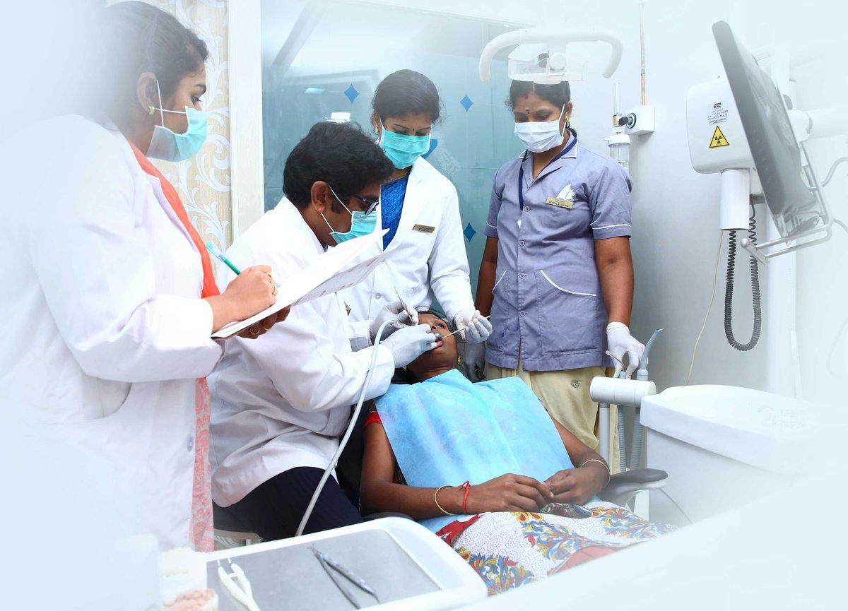 Thanjai Dental Centre - M.R Hospital