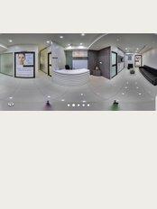 Esthetica Maxillofacial & Dental Hospital - 2nd Floor,Bricklane 1964, Opp. Ratri Bajar, Mangal Pande Road, Vuda Circle, Karelibaug, Vadodara, Gujarat, 390018,