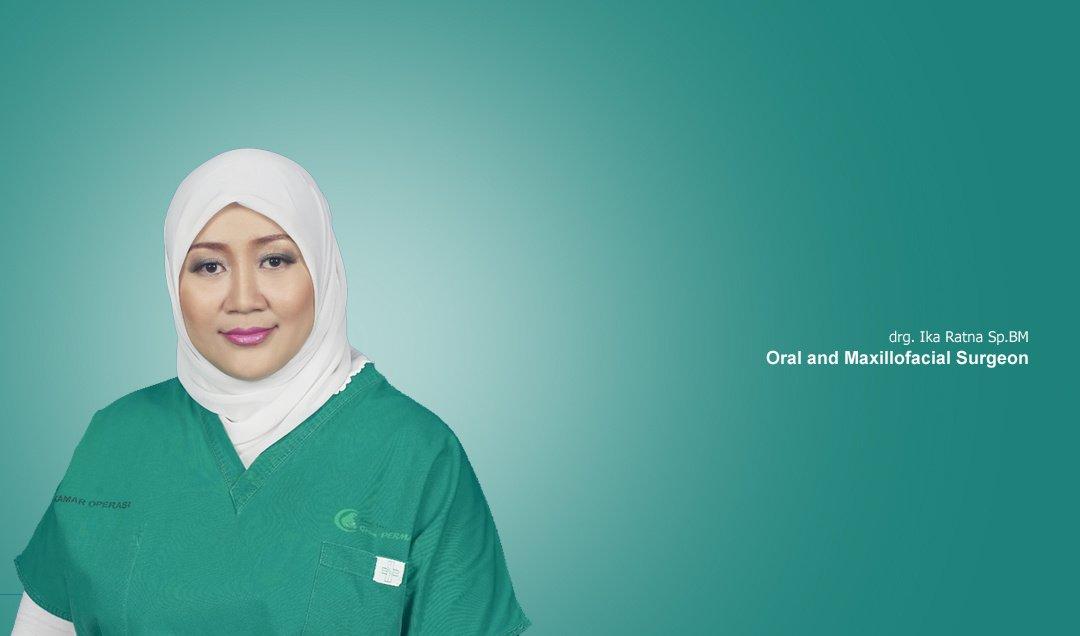 Drg IKA Ratna Sp.BM - Permata Ibu Hospital Grha