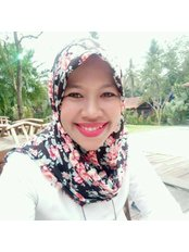 Ms Endri  Susilowati - Receptionist at Audy Dental Cipete
