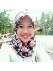 Ms Endri  Susilowati - Receptionist at Audy Dental Pondok Bambu