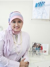 Dr Vanda Dwi Arthadini, SpOrt - Orthodontist at Escalade Dental Care Specialist