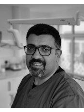 Dr Ahmed Abdelhamid - Dentist at Blue Poppy Dentistry and Orthodontics Donegal