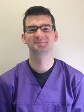 Dr Cormac Moore - Associate Dentist at Perrystown Family Dental