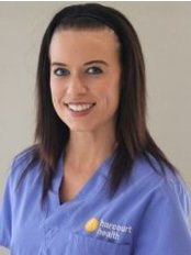 Ms Sarah Bolger - Receptionist at Harcourt Health Dental
