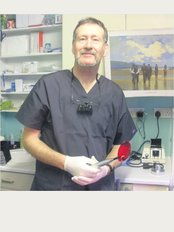 Dr. Liam Ó Droma, B.D.S., N.U.I. - Dublin - 2 Radharc an Oileáin, Harbour Road, Howth, Co. Dublin,