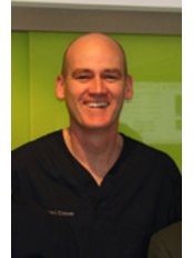 Dr Michael Crowe - Dentist at Ganter Crowe Dental Care