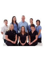 Dr Keenan and his wonderful staff - Aesthetic Medicine Physician at Dr. Peter Keenan Orthodontic Clinic