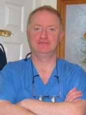 Dr John Weever -  at Leixlip Dental Centre