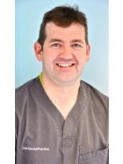 Dr Noel Henderson BDS DPDS MJDF RCS Eng MFDS RCS Edin MSc RCSI FFGDP UK - Oral Surgeon at The Oak Dental Practice