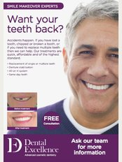 Dental Excellence - Smile Makeovers