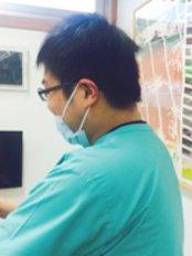 Dr Tall -  at Higashi-Matsuyama Dental