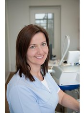 Dr Ginta Opmane - Dentist at Dental clinic Adenta
