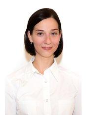 Dr Marija Stetjuha - Dentist at Dentiks Latvia