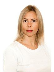 Dr Ilona Parpuce - Dental Hygienist at Dentiks Latvia