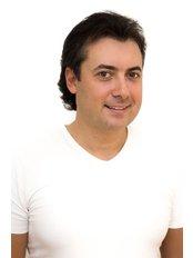 Dr Gary Itkin - Dentist at Dentiks Latvia