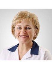 Dr Eva Volbeta - Dentist at Dentin Praxis Zobarstnieciba