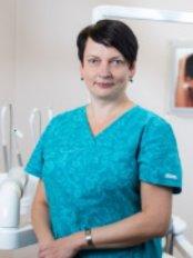 Dr Maija Kaleja -  at Zobārstniecība Kate