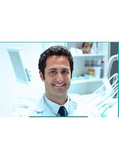 Dr. Cherif Massoud - Orthodontist at Beirut Dental Specialists Clinic