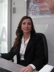 Miss Racha Hanna - International Patient Coordinator at Ferrari Dental Clinic Beirut Lebanon
