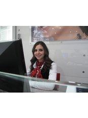 Miss Sarine Darkjian - Administrator at Ferrari Dental Clinic Beirut Lebanon