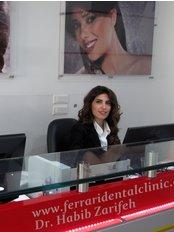 dentalclinicbeirut - Manager at Ferrari Dental Clinic Beirut Lebanon