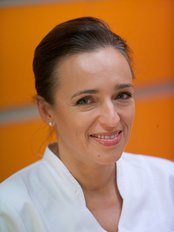 Dr Vita Budriene - Orthodontist at Denticija Dental Clinic