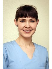 Dr Ieva Vencke - Dentist at Denticija Dental Clinic