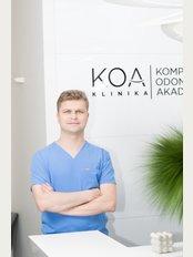 Kompiuterinės odontologijos akademija - V. Mykolaičio-Putino g. 10-44, Vilnius, Vilnius, 03155,