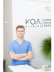 Kompiuterinės odontologijos akademija - V. Mykolaičio-Putino g. 10-44, Vilnius, Vilnius, 03155,  0