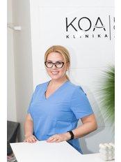 Dr Adelė Dūdaitė - Dentist at Kompiuterinės odontologijos akademija