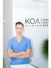 Dr Frederikas Palesikas - Oral Surgeon at Kompiuterinės odontologijos akademija