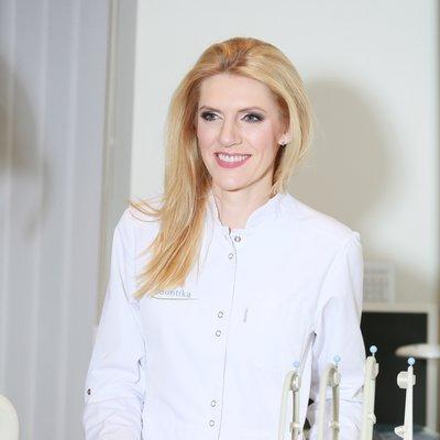 Dr Ieva Day-Stirrat